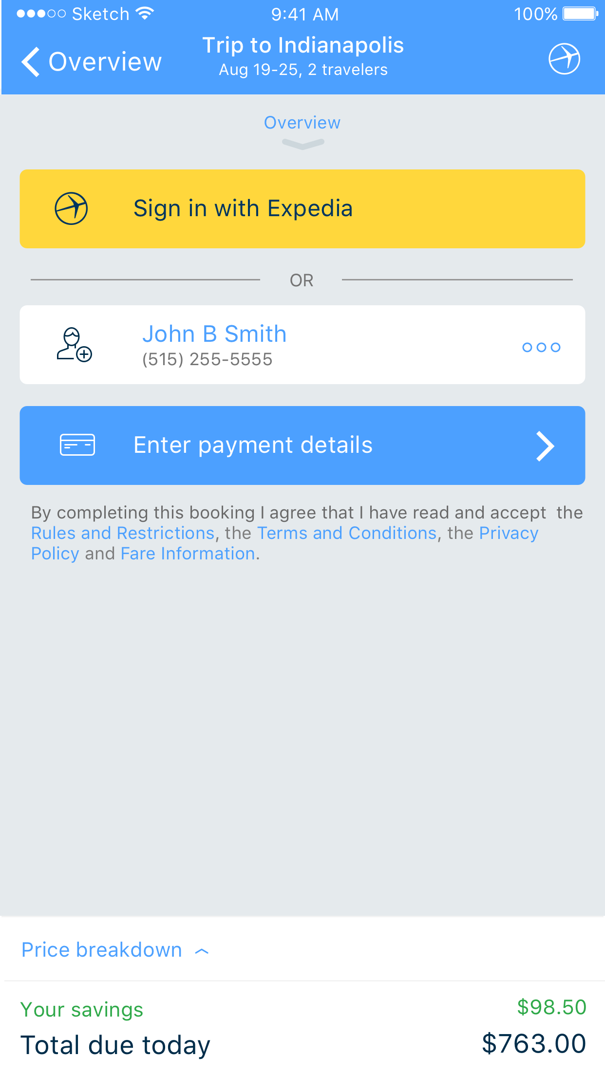 92 - Checkout Payment Details Highlighted.png