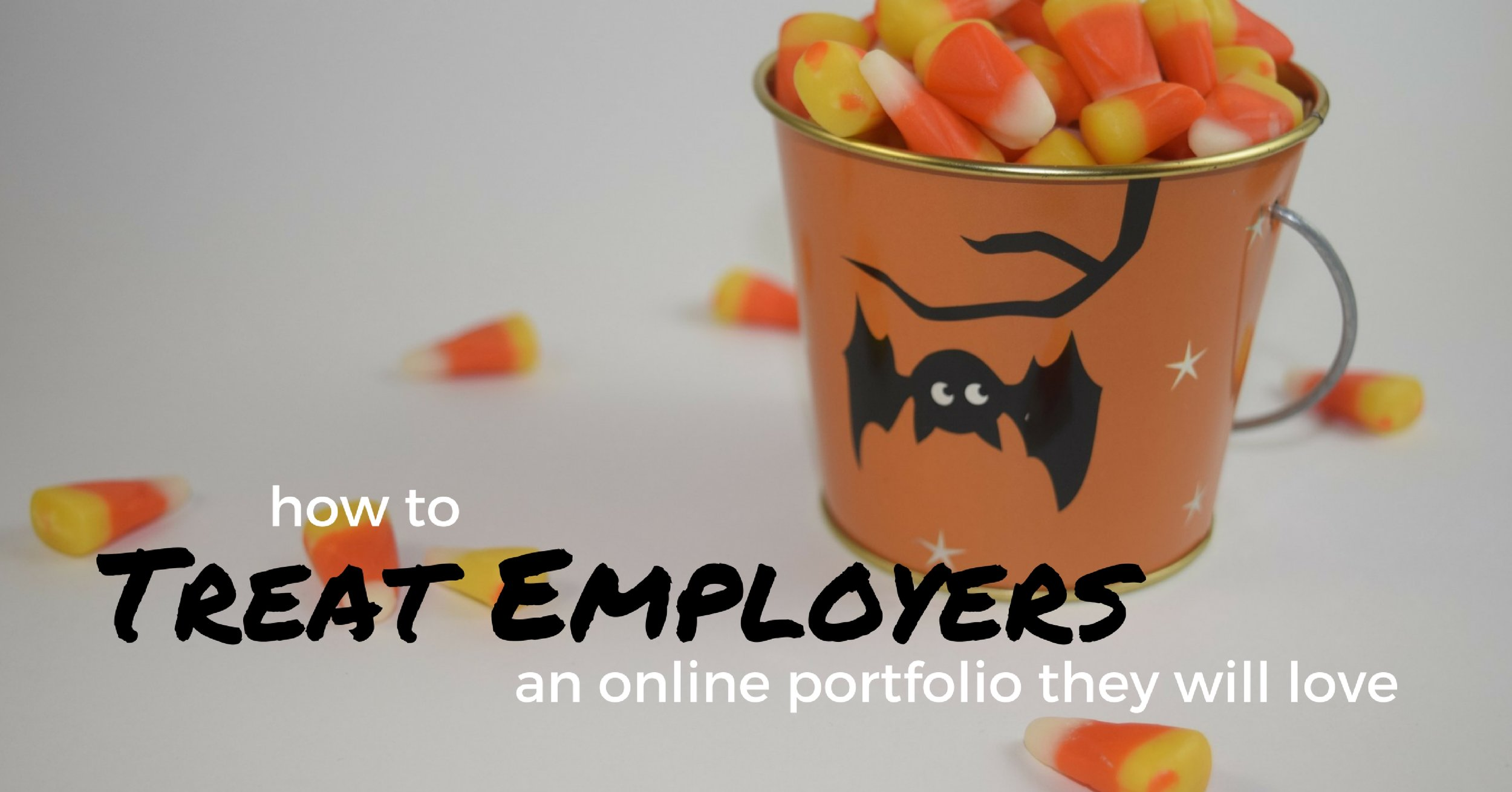 How To Treat Employers To An Online Portfolio They Will Love - Off The Clock Resumes