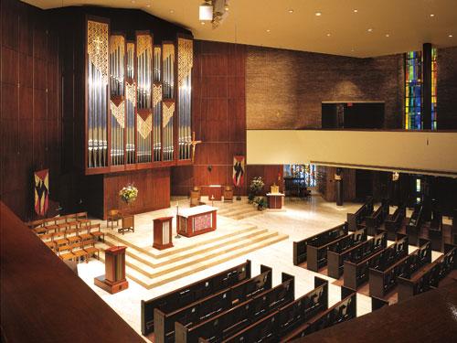 Saint Olaf Catholic Church, Minneapolis, MN