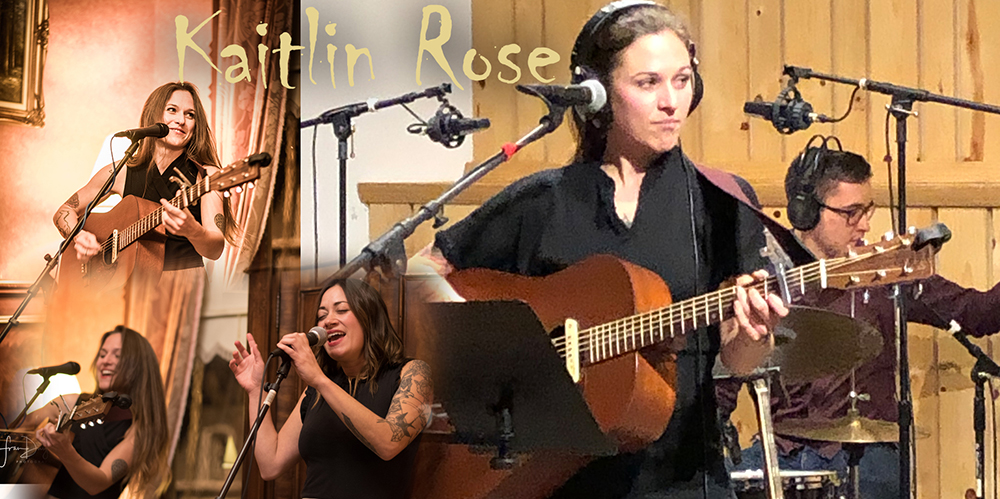Local Phenom Kaitlin Rose performs with Melissa Dillon (and recording her new live album)