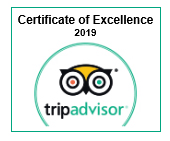 TripAdvisor Image of Excellence