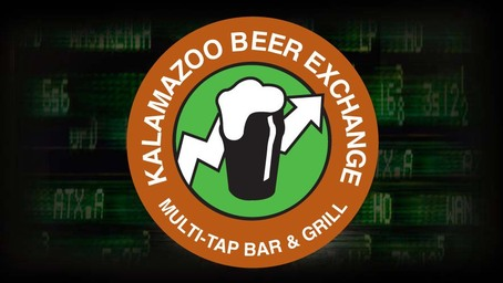 Kalamazoo Beer Exchange link & logo