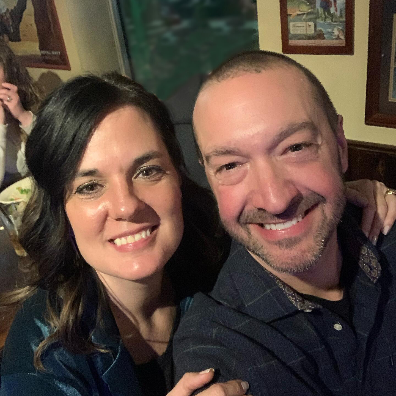 Innkeepers steve and seph in feb 2020