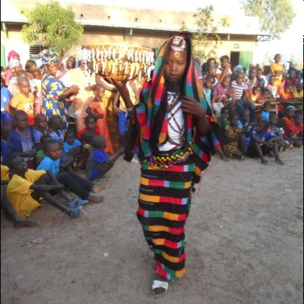 Bambara Ethnic Group