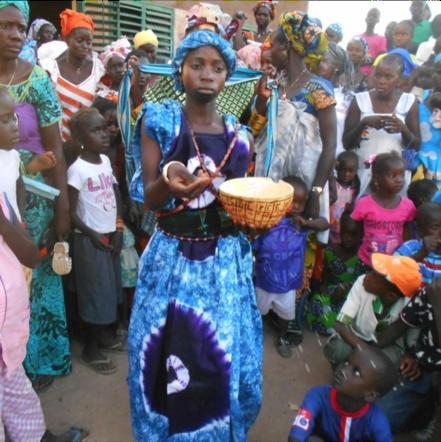 Serer Ethnic Group