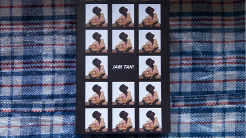 Gema Noah & Clara Nuñez - Combined their expertise to run photography and poetry workshops with schoolchildren, and to produce a collaborative artist's book called Jam Tan!