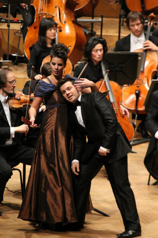 Operetta Gala, Palais de BOZAR    Brussels, Belgium, 2012