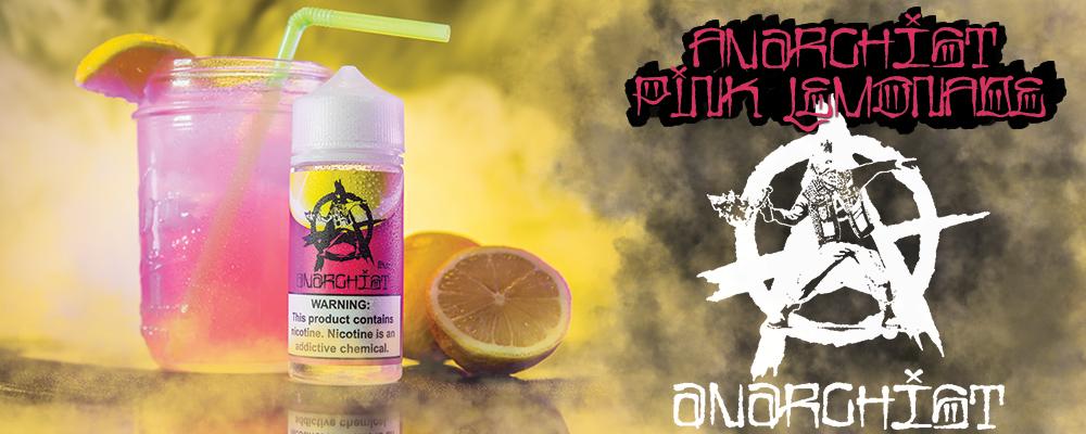 Anarchist Pink Lemonade Ejuice
