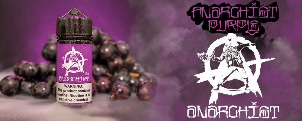 Anarchist E-Juice Purple