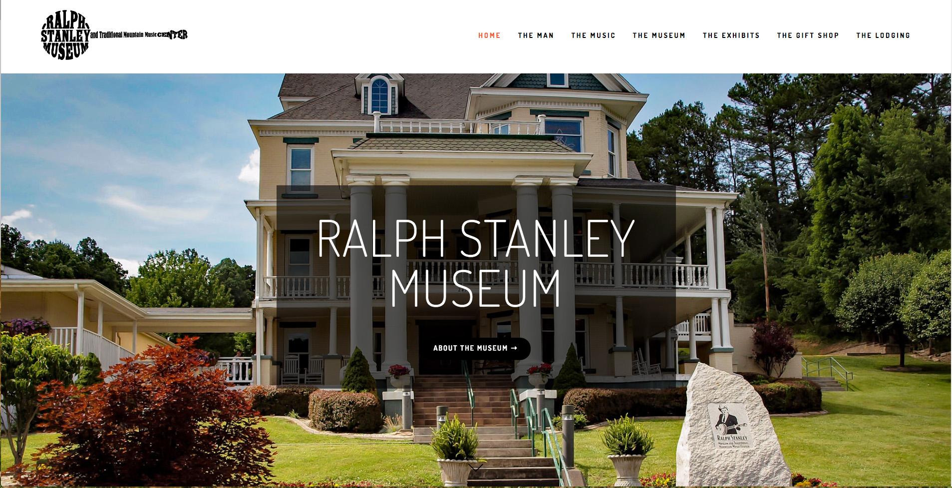 Ralph Stanley Museum