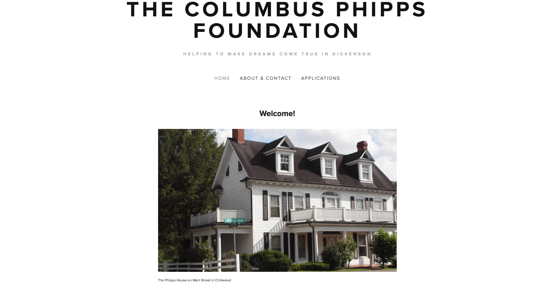 The Columbus Phipps Foundation