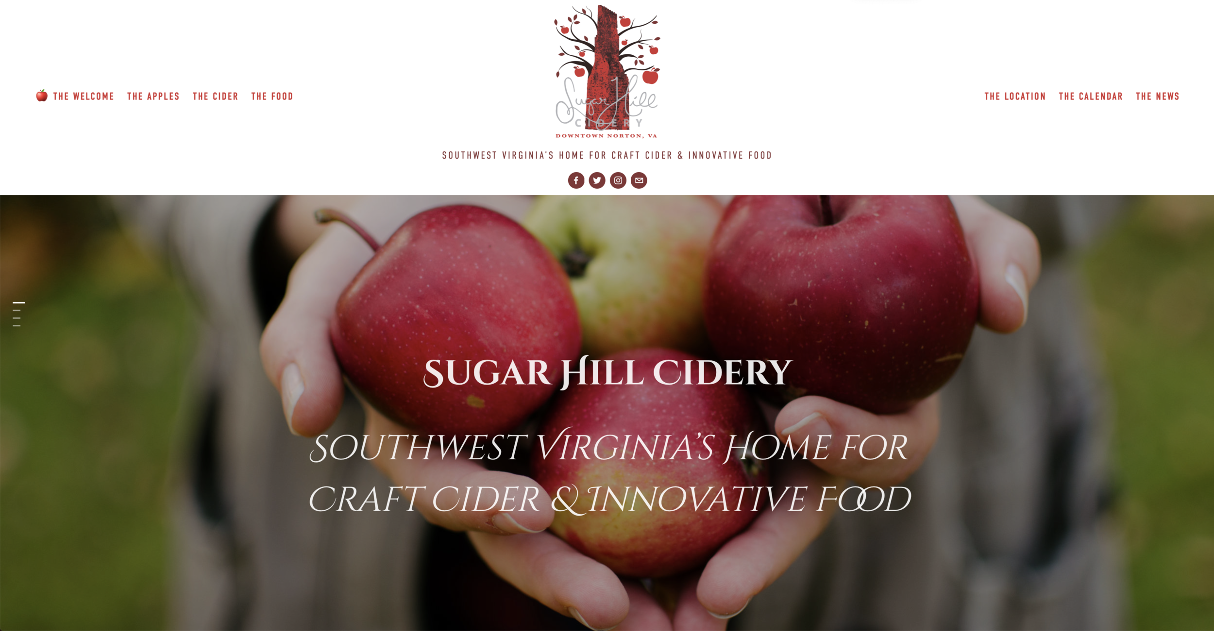 Sugar Hill Cidery