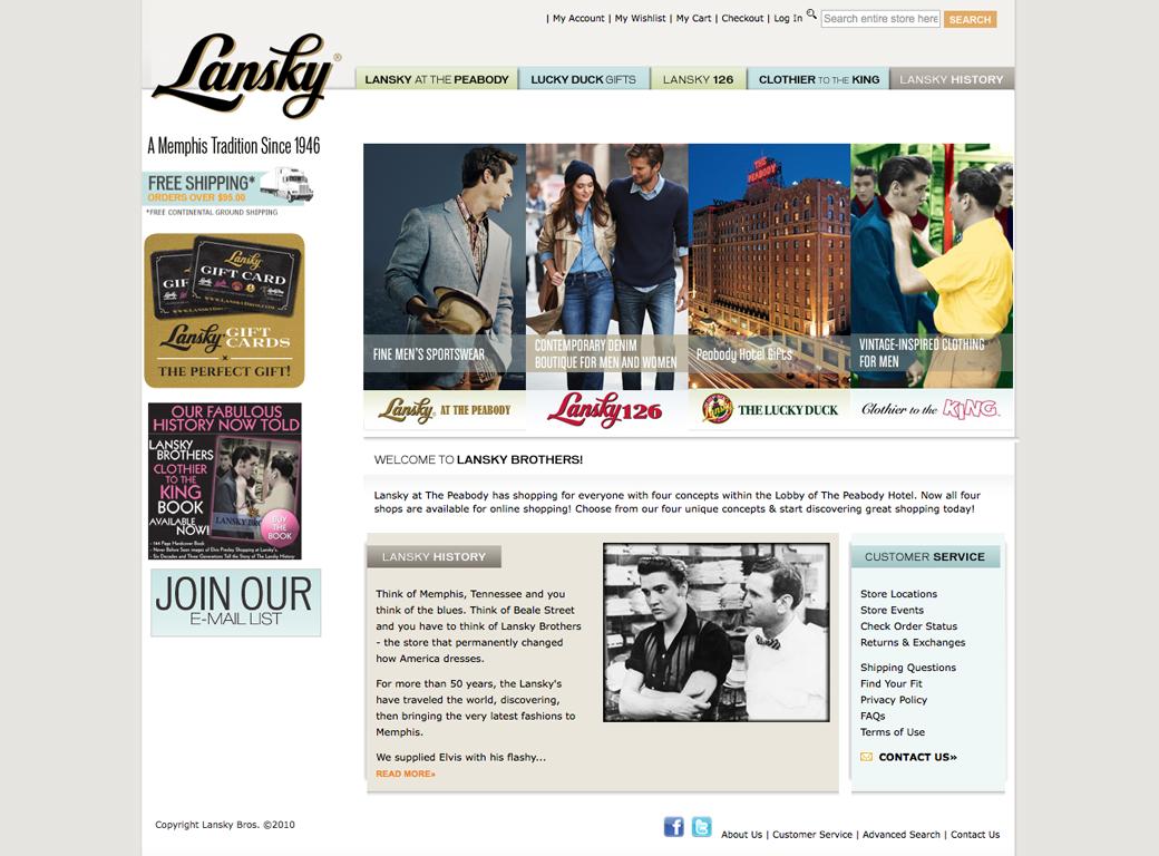 Lansky Bros.