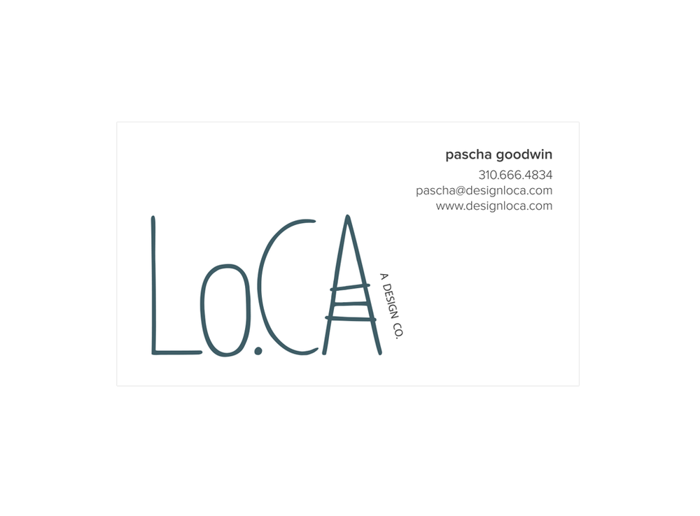 LoCa Business Card
