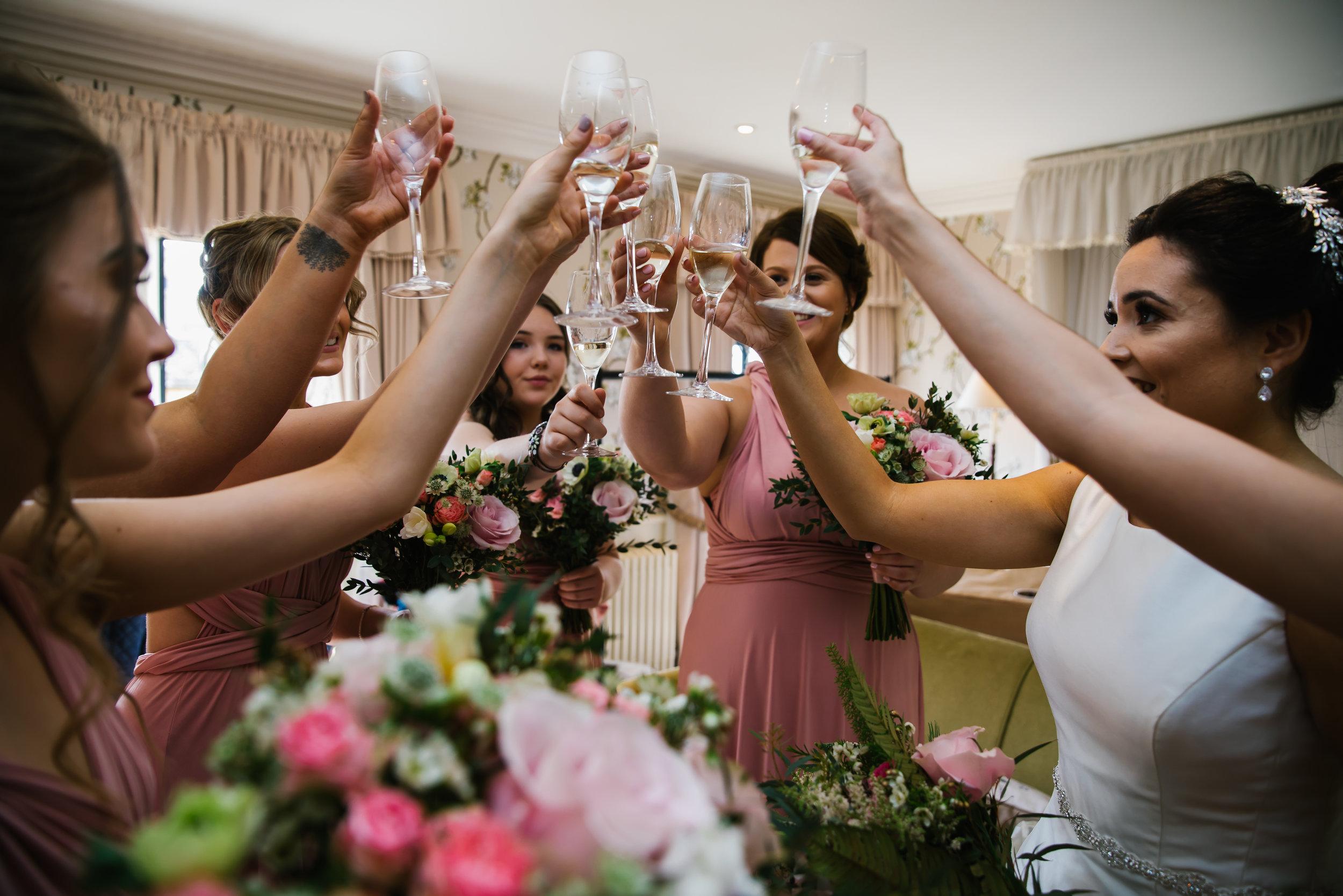 Jess and Luke Ellenborough Park hotel Salisbury wedding photographer