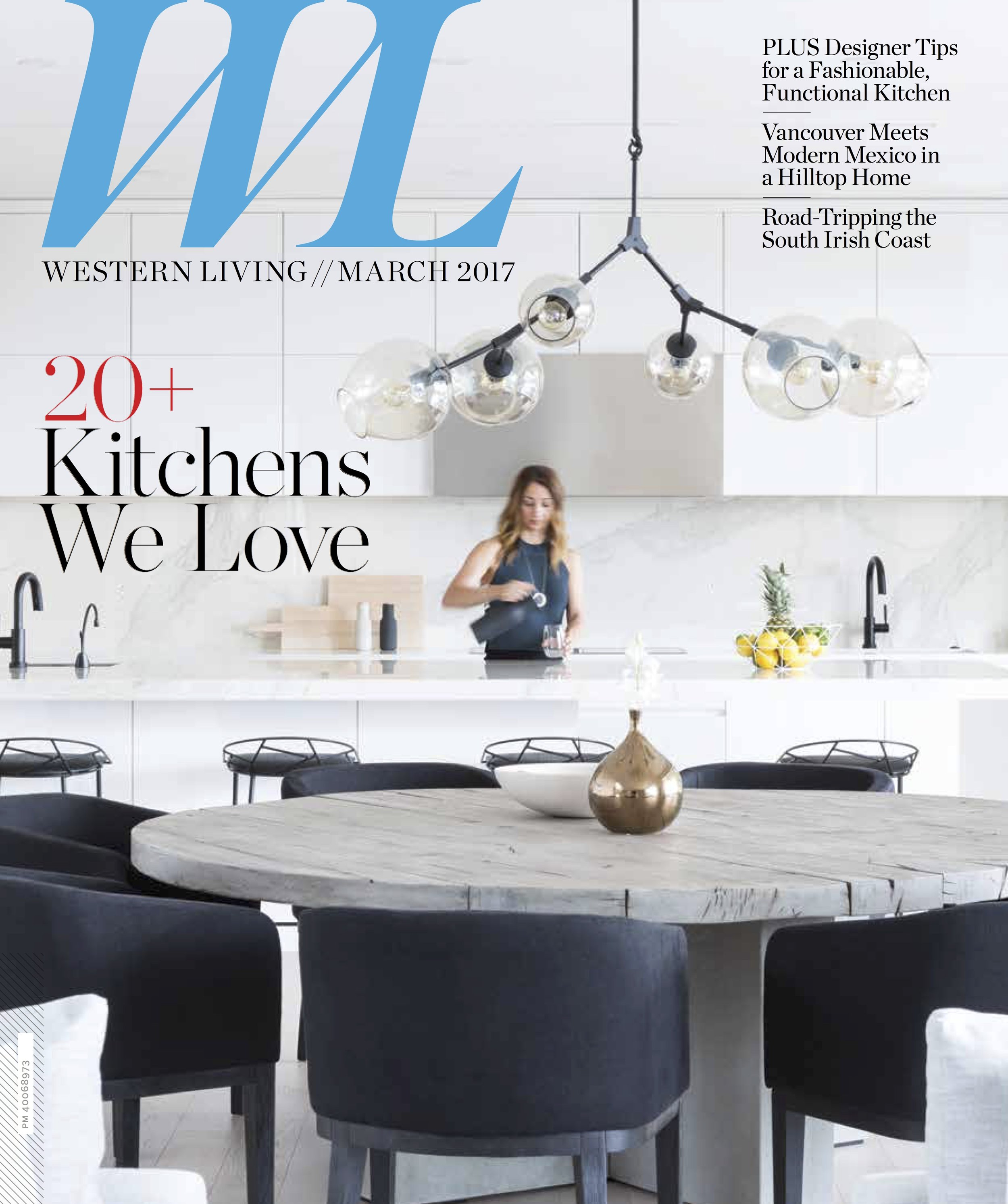 Western Living - March 2017