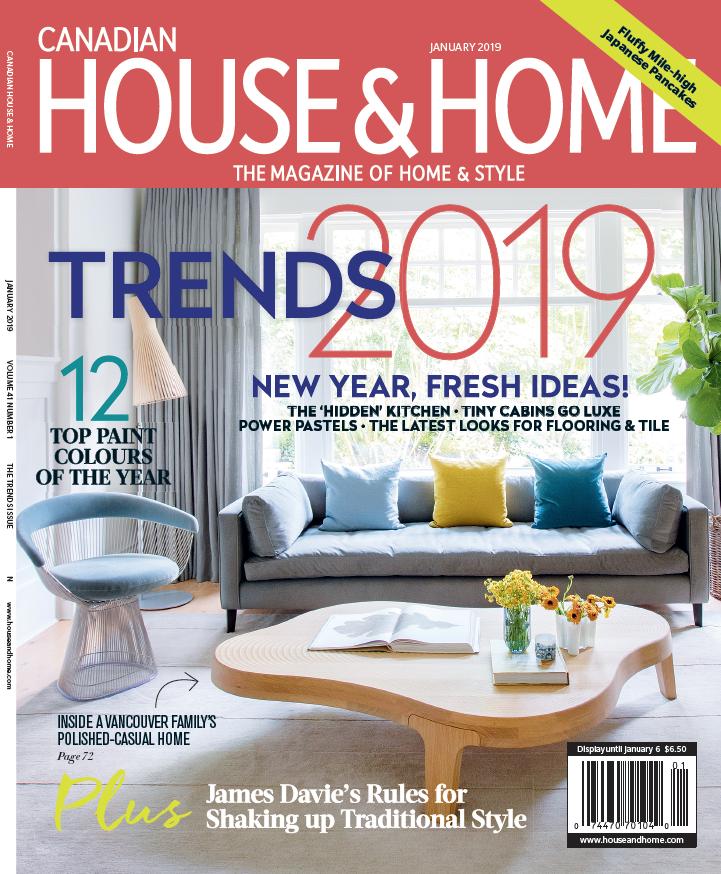 House & Home - January 2019