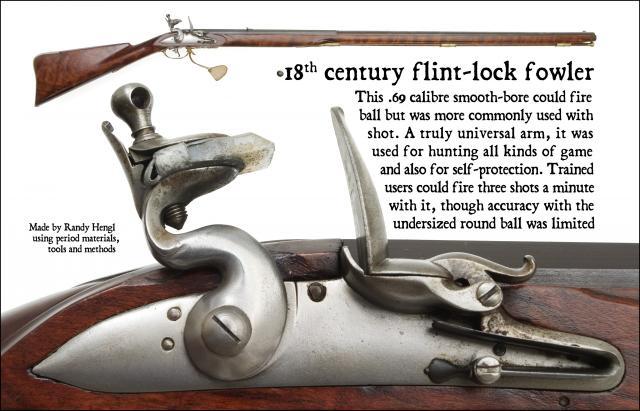 Maui Studios Flintlock Musket