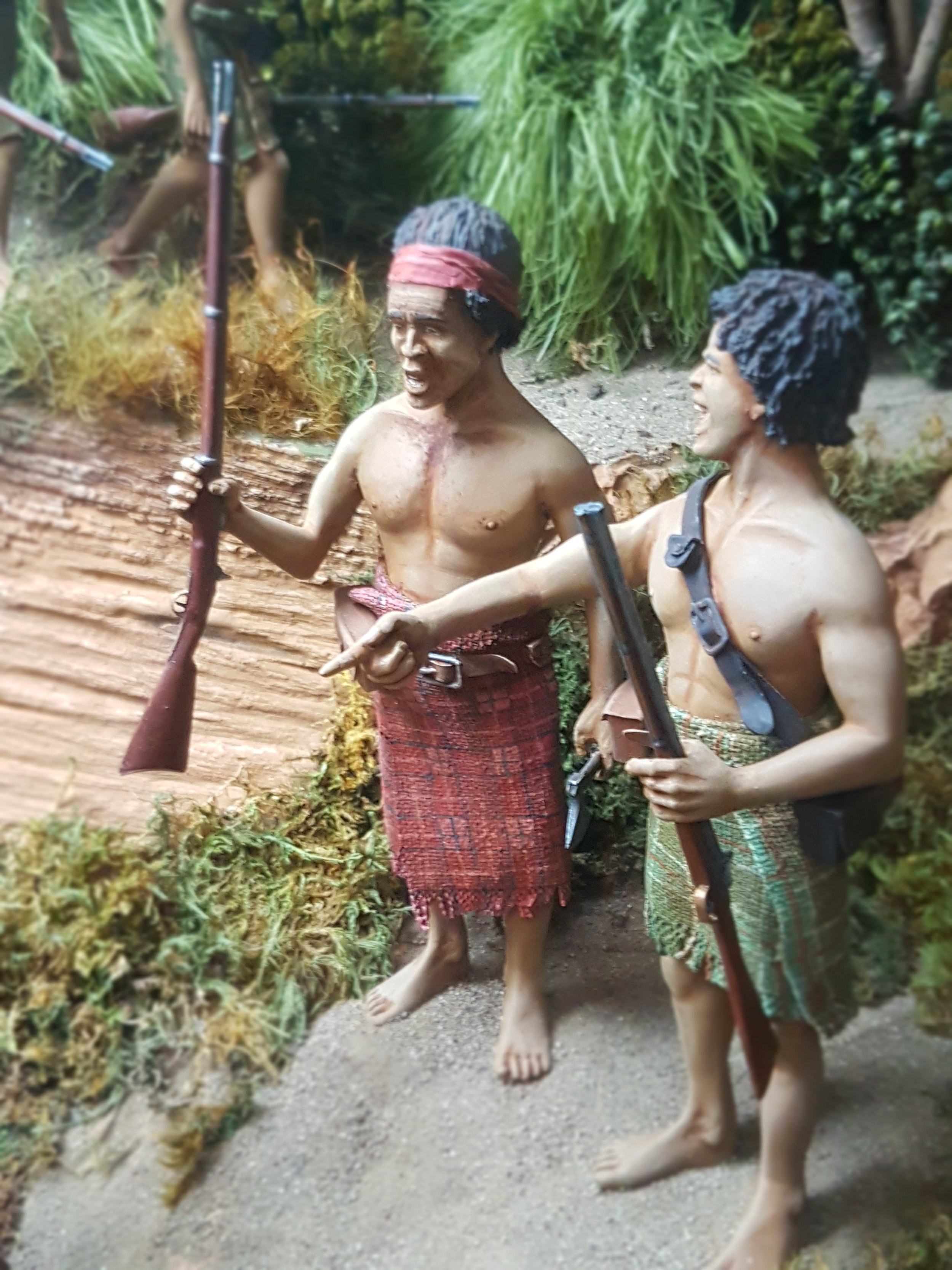 Maui Studios Kupapa Maori