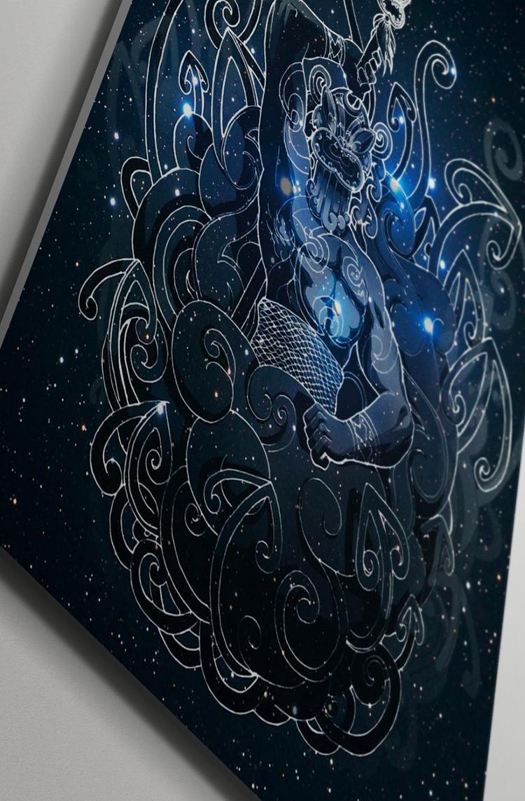 Ranginui, The Sky Father
