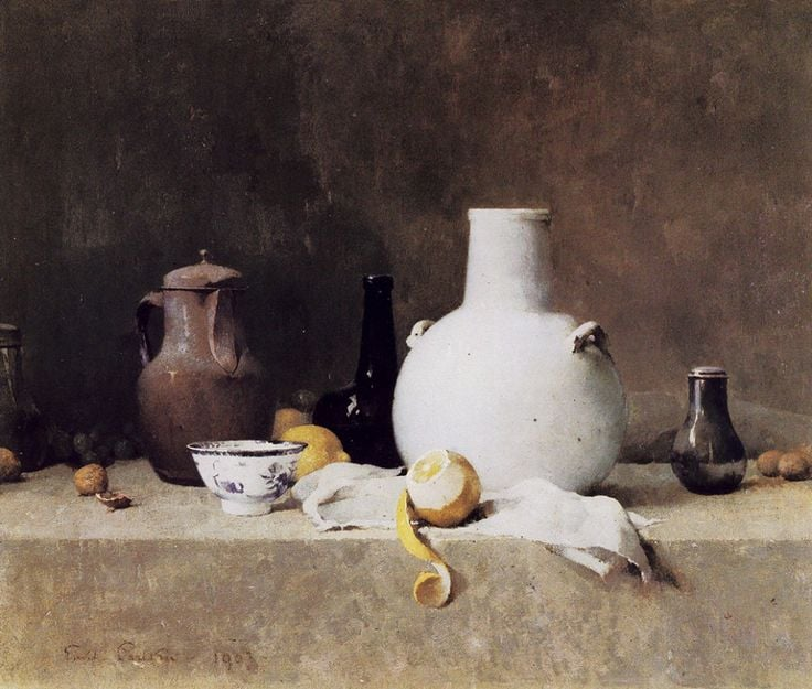 Emil Carlsen (1853 - 1932) - one of the best ever in my opinion