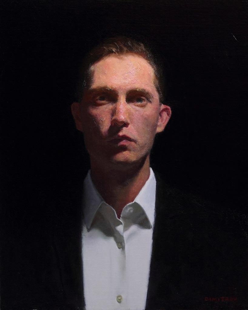 Self portrait at 36