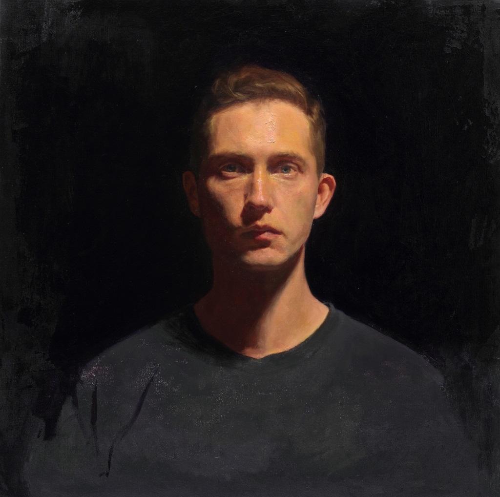 Self-portrait at 37