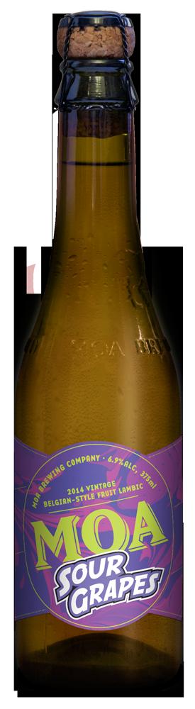 Moa Sour Grapes 2014 Vintage