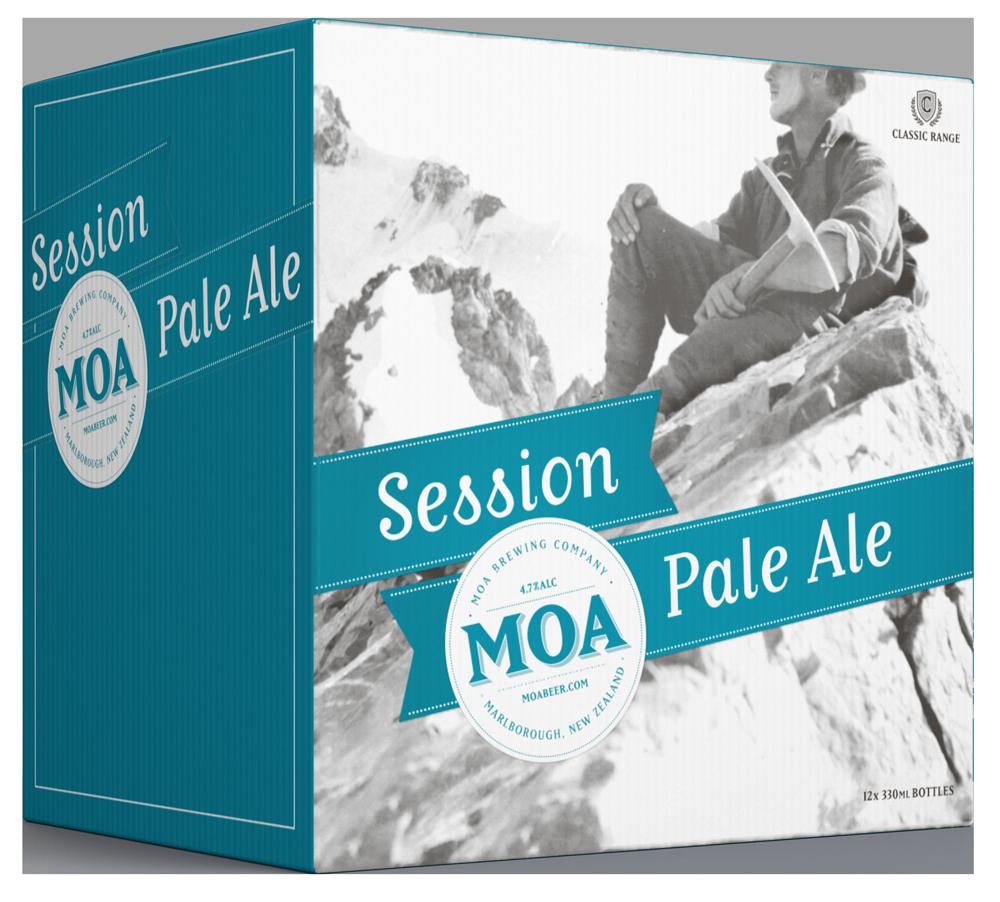 Session Pale Ale