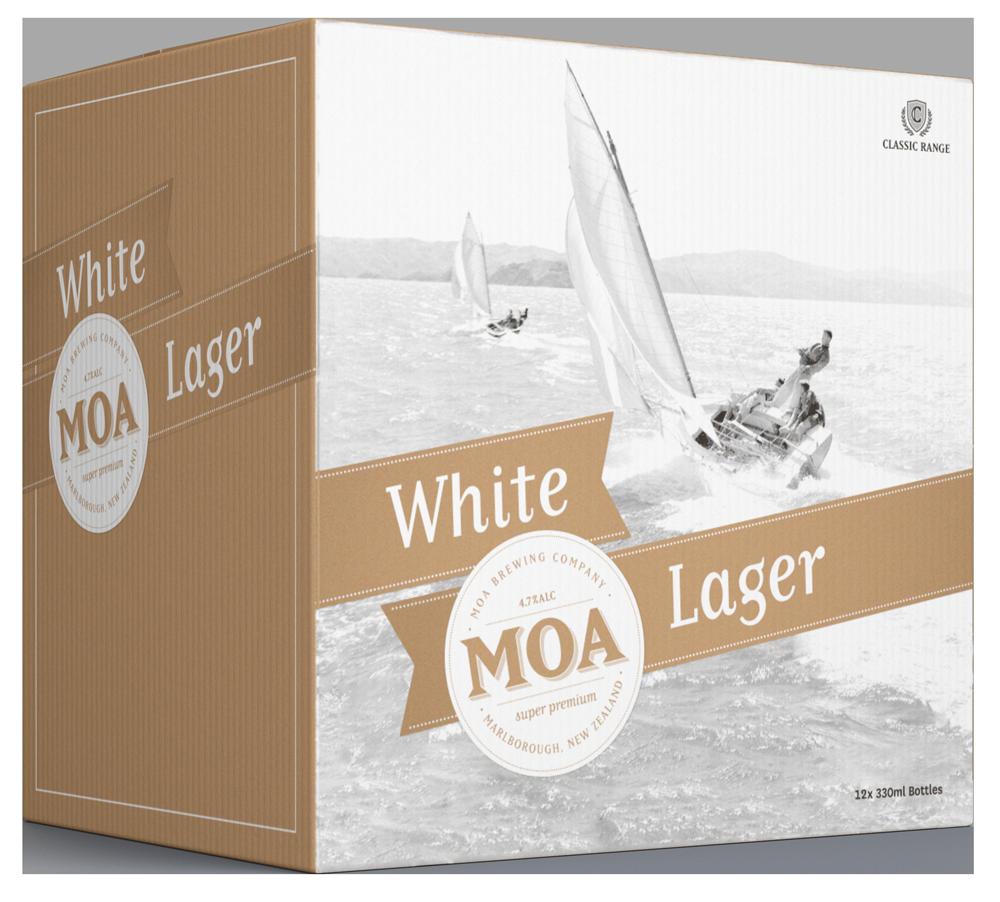 White Lager