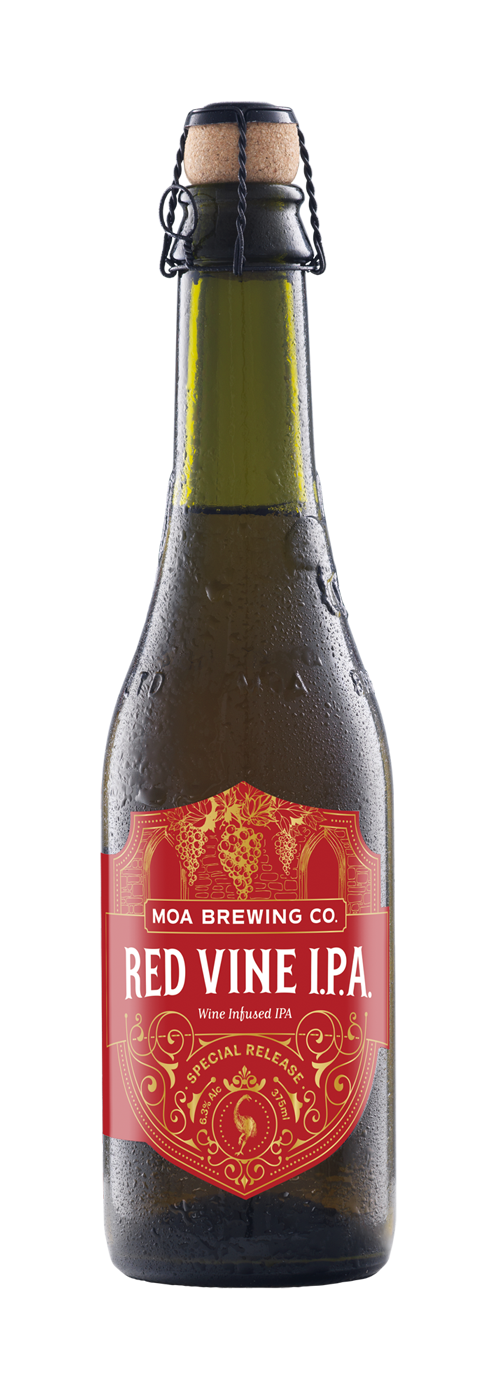 The Beer Archive — Moa Brewing Company
