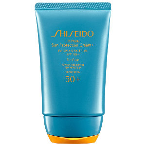 Shiseido Ultimate Sun Protection Cream + Broad Spectrum SPF 50+ ($35)  Sephora