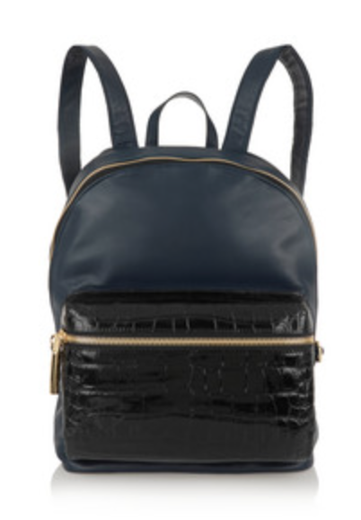 ELIZABETH AND JAMES Cynnie leather backpack ($645$45230% OFF)