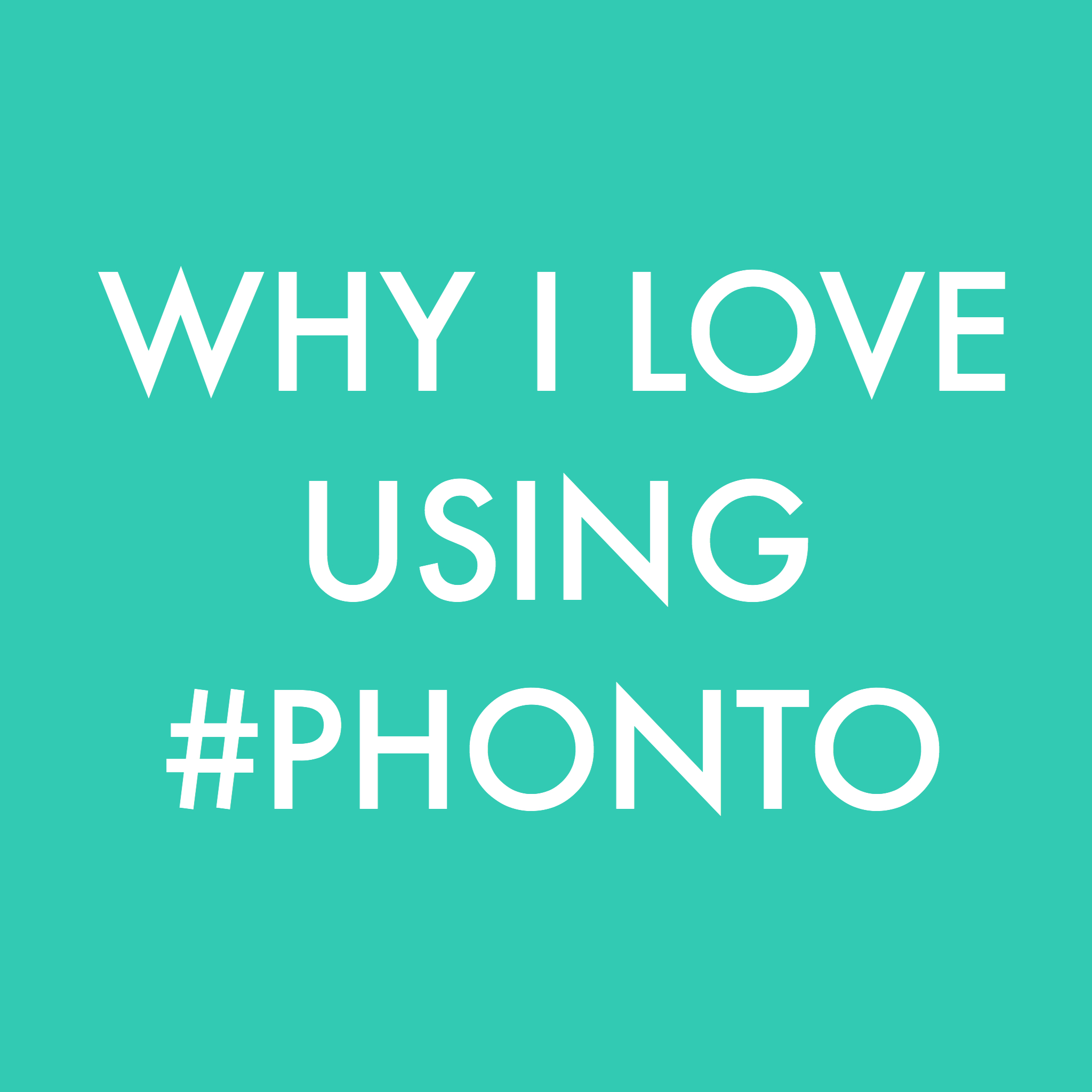 Phonto Photo Editing App
