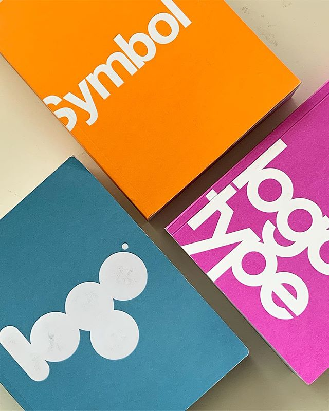 • Symbol • Logo • Logotype • Reference guides by Michael Evamy 📚📍 #darbydesignreadinglist