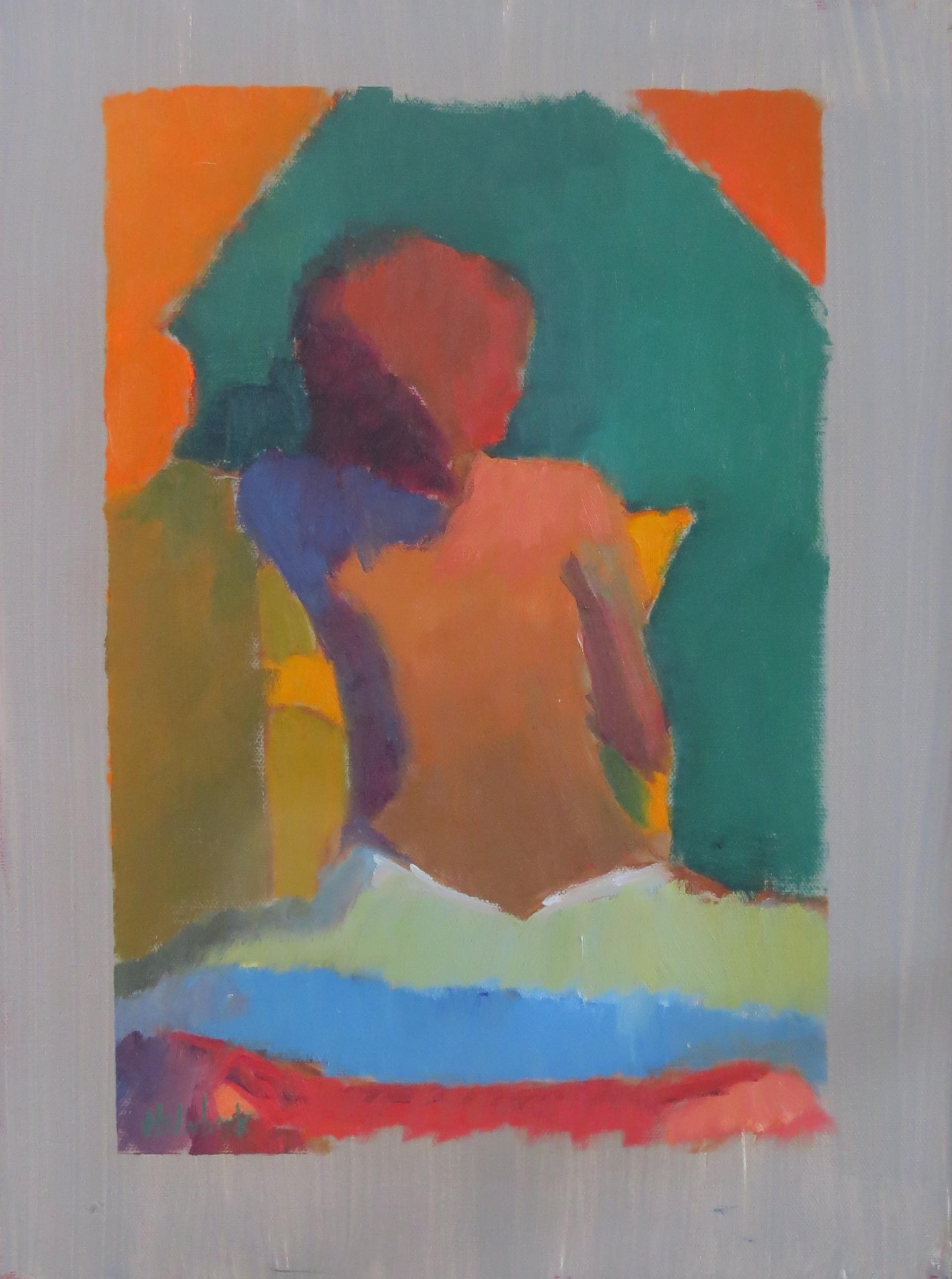 "Color Study  16"" x 12"""