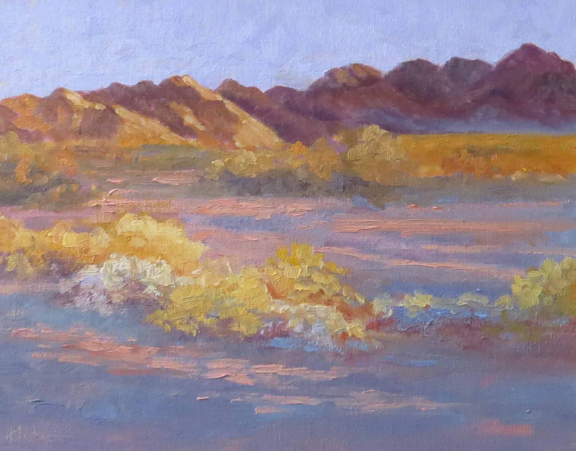 "Painted Desert  11"" x 14"""
