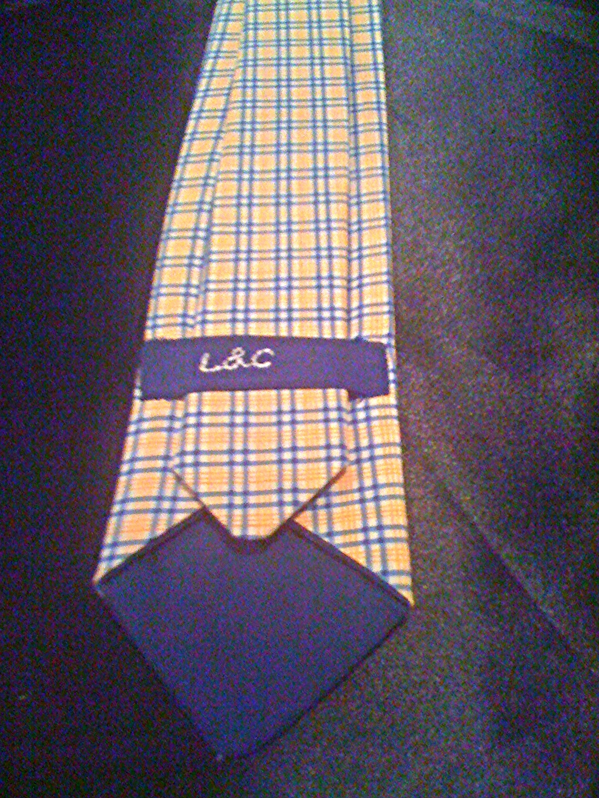 L&C - Couture Ties for Men