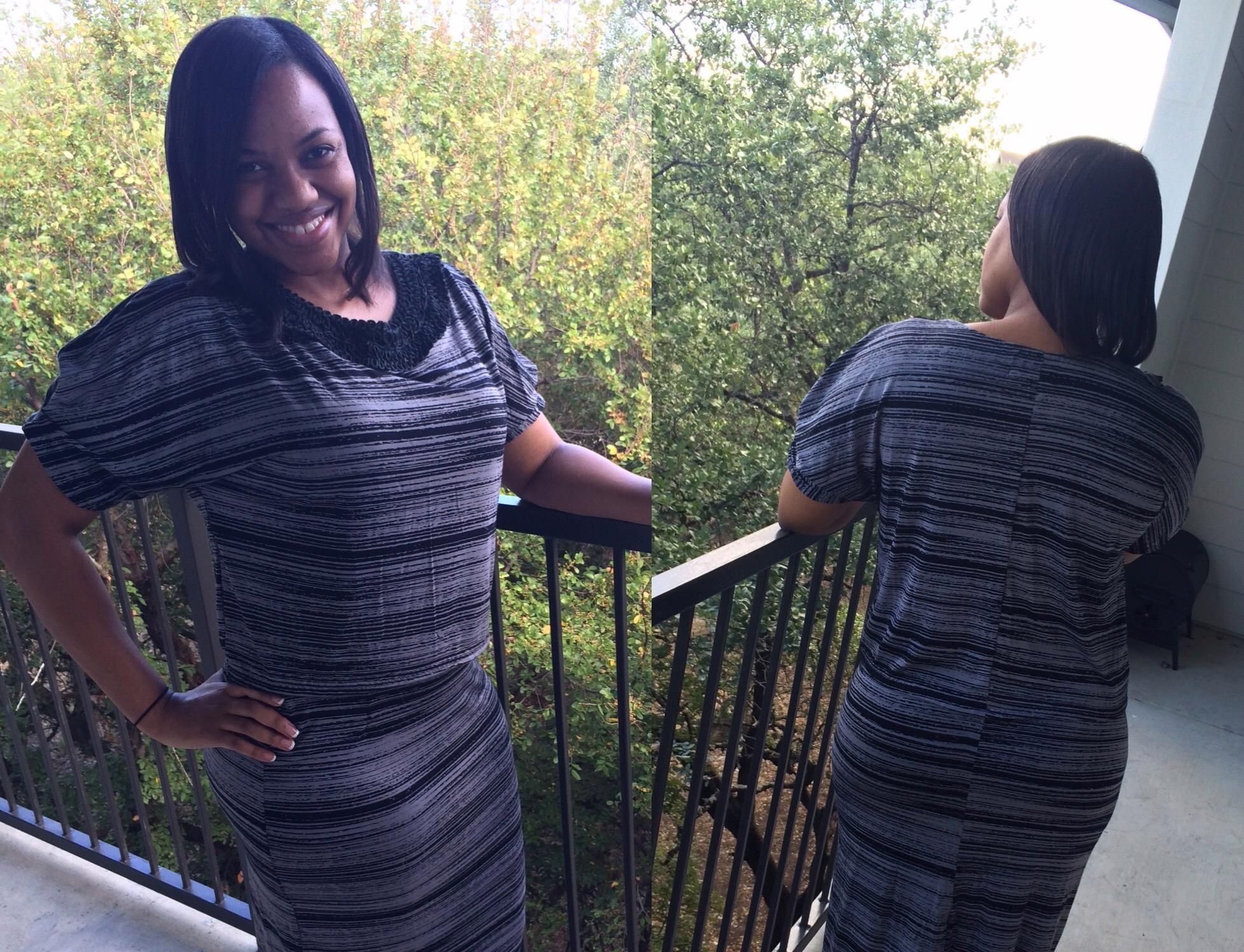 L&C Knit Dress