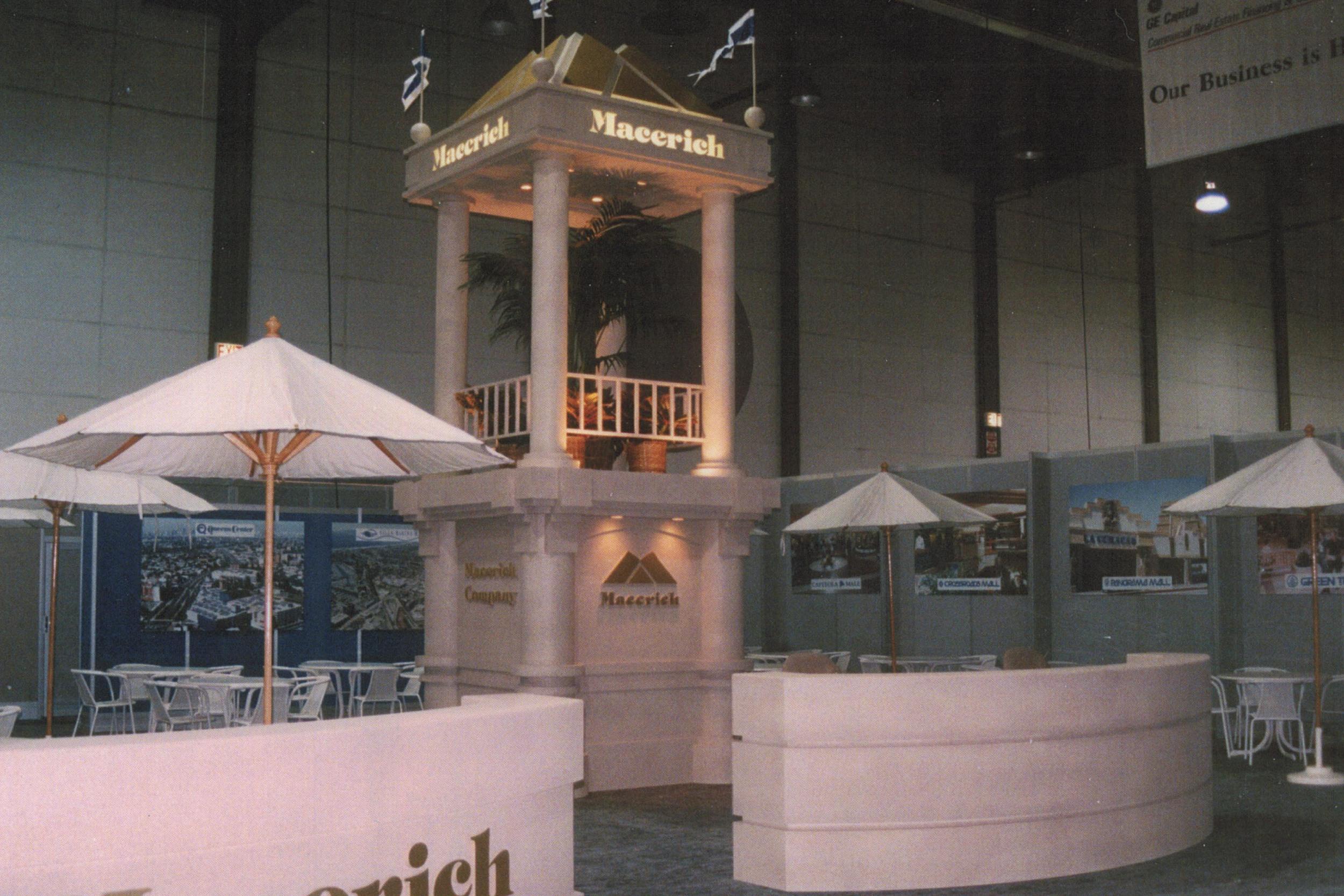 Macerich Activation Scene