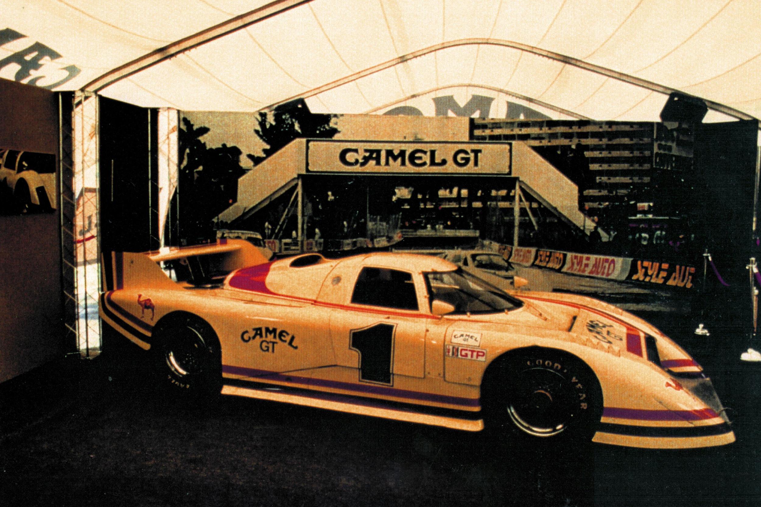 Camel GT Exhibit