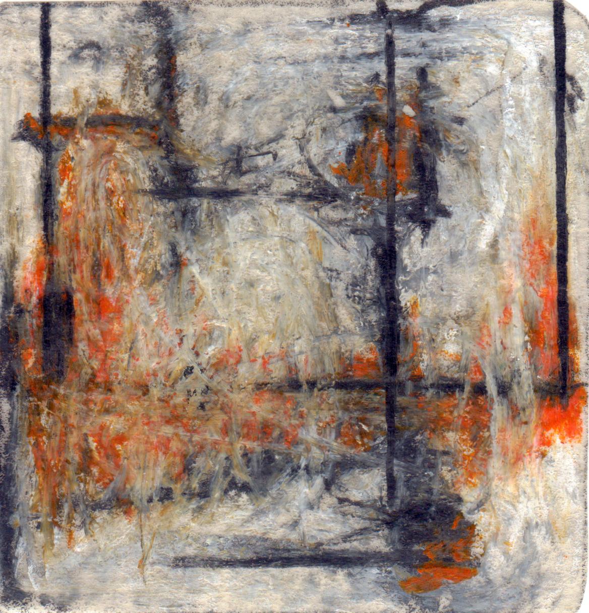 1998 Jason Molina Painting