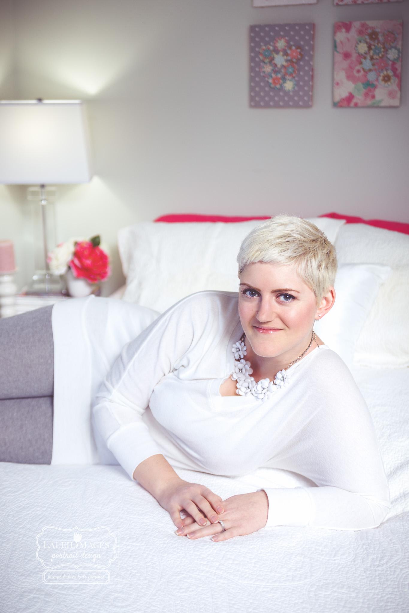 Melissa Morse, owner of Laleh Images Portrait Design