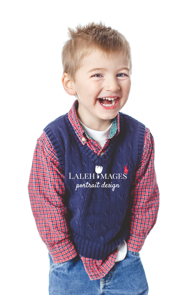 Happy toddler photo