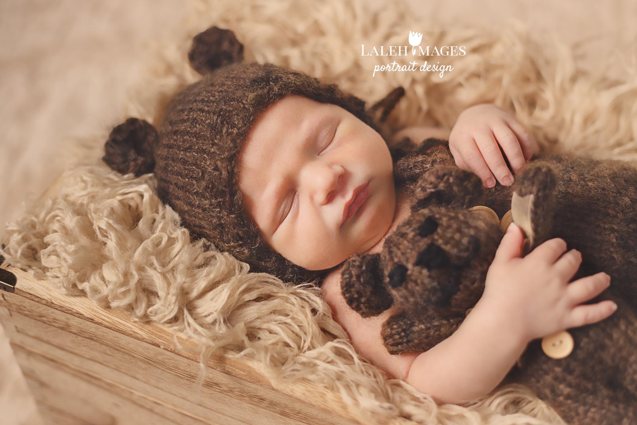 Baby Bear Newborn