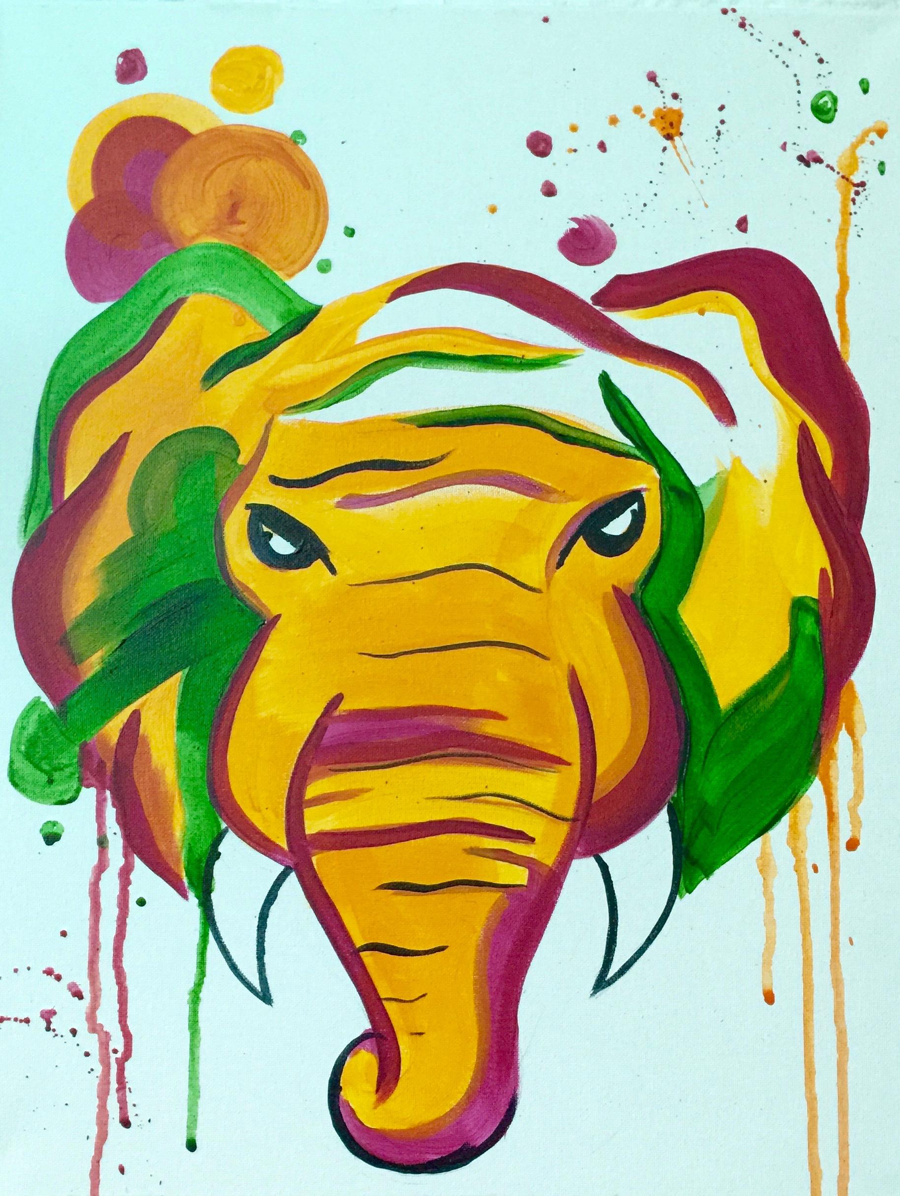 Copy of Elephant