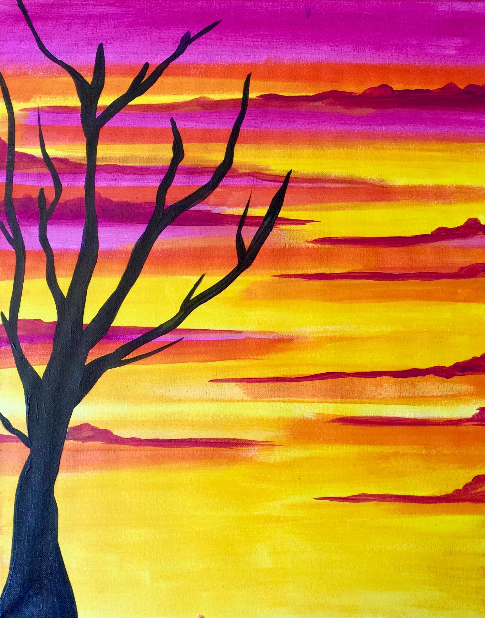 Copy of Autumn Sunset