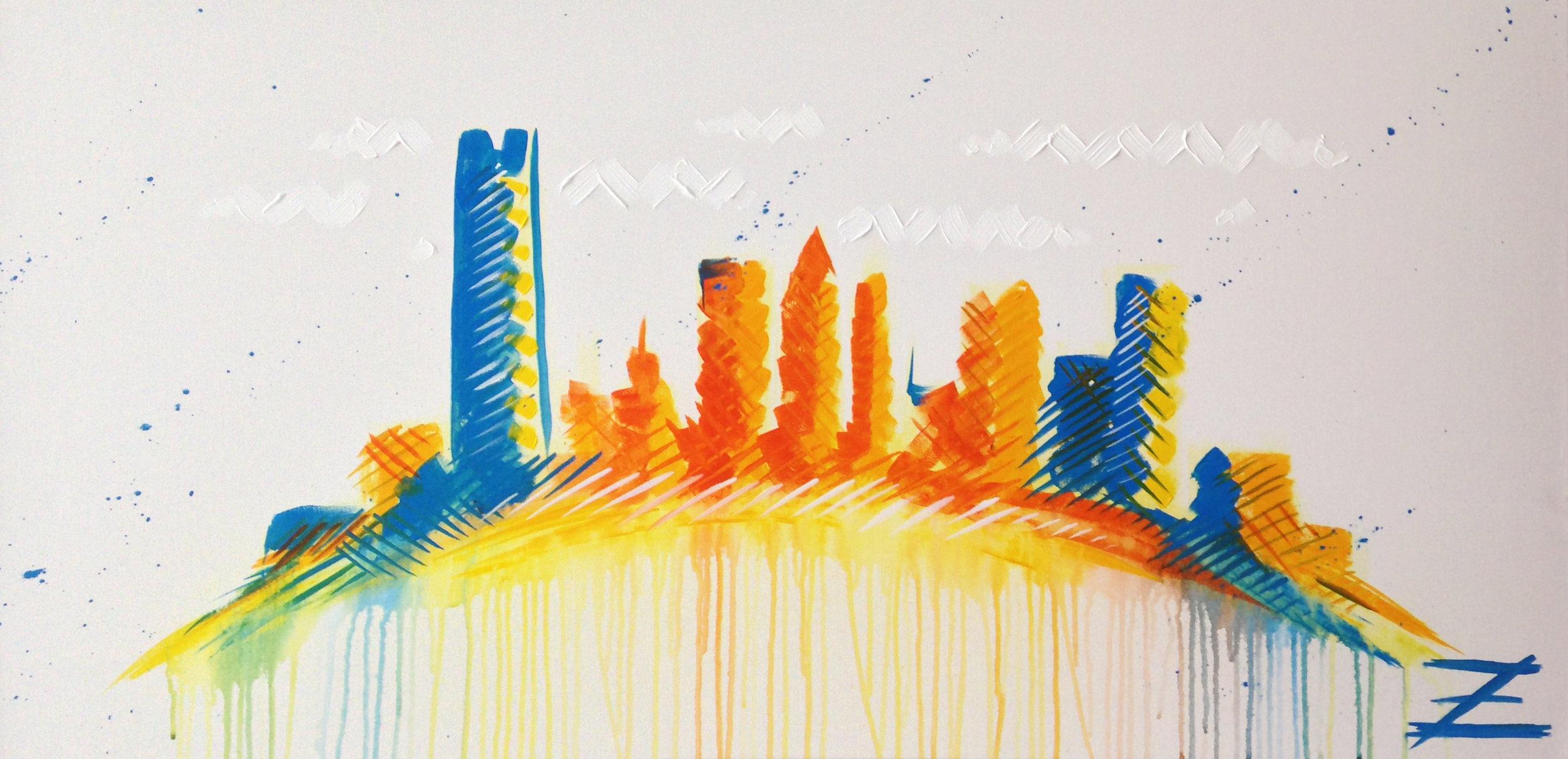 Cityscape III