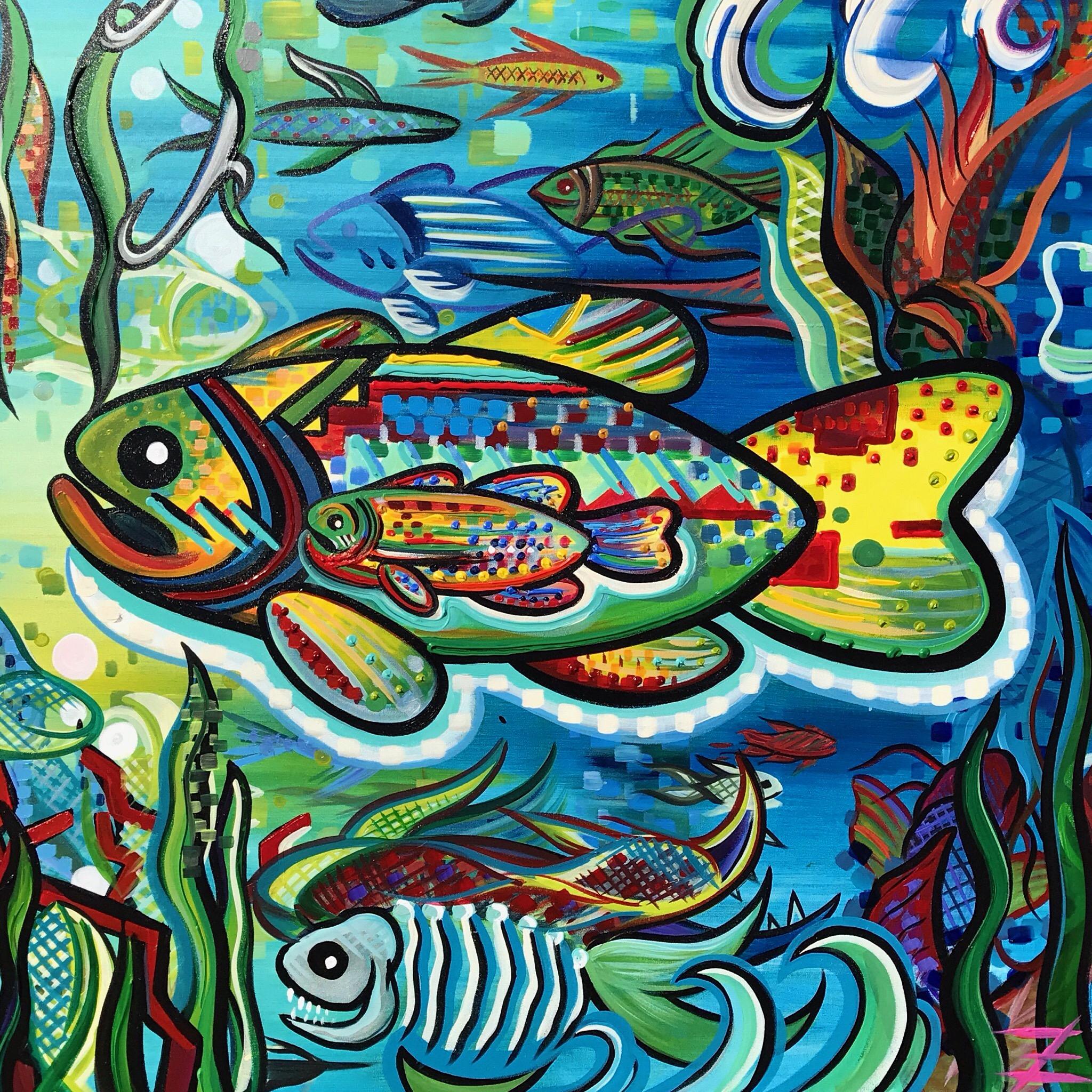 Fish Jumble
