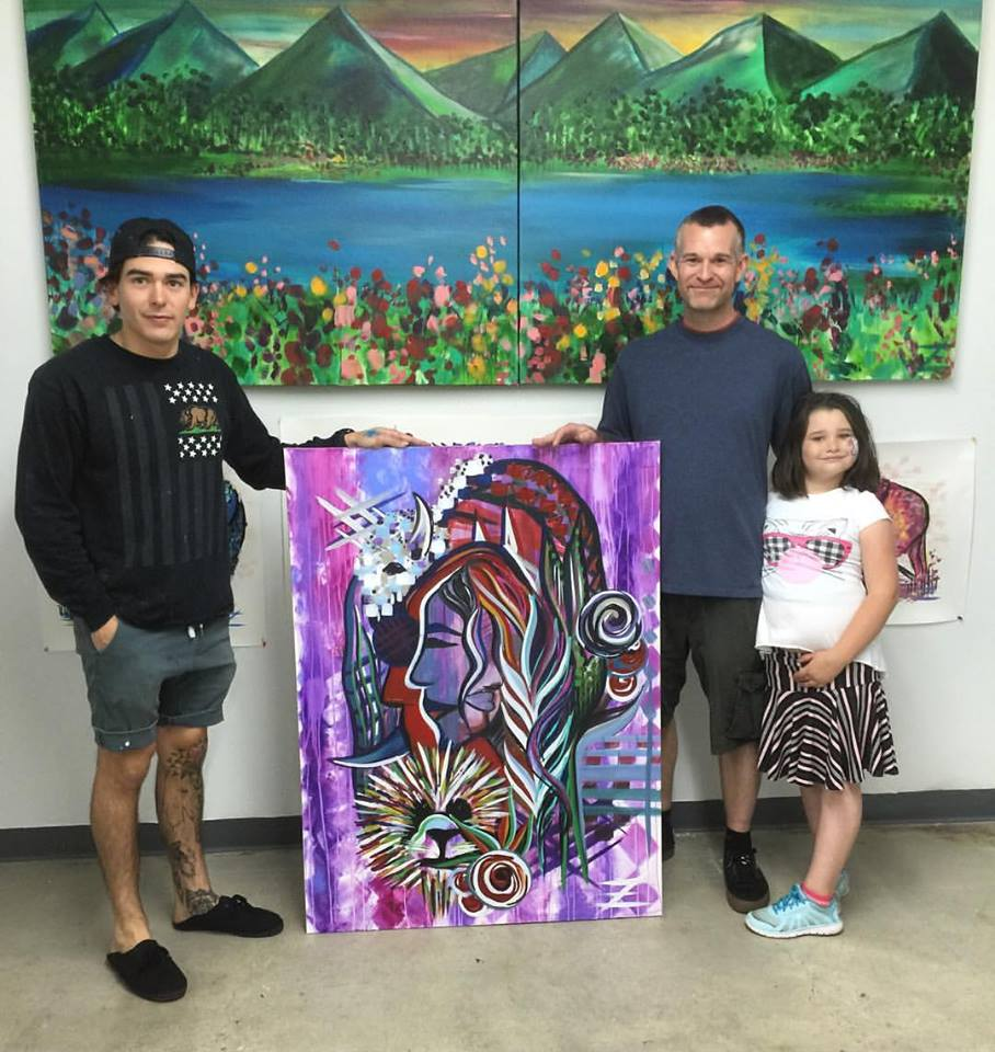 SZ Z and David Pinkston Purple Rain 48 x 36.jpg